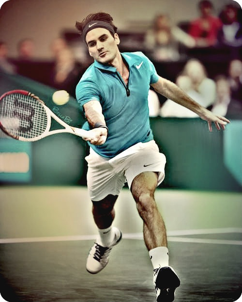 Roger Federer #tennis #tenis @JugamosTenis #ATP