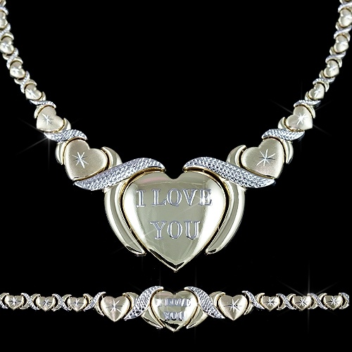 Hearts And Kisses Bracelet: 52 Best I Love You Jewelry Collection Images On Pinterest