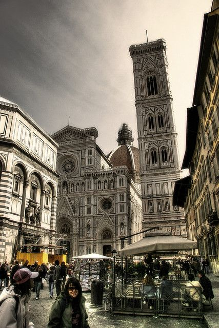 Il duomo di Firenze Itali