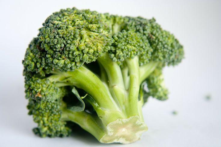broccoli are great snack