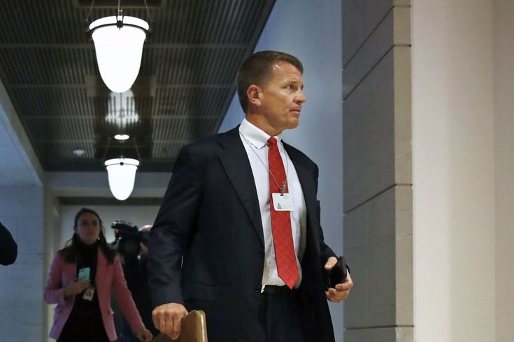 Blackwater founder Erik Prince, a former CIA paramilitary officer, and Oliver North want to make 80s-style covert action great again. MAGA-MORONS ARE GOVERNING AMERICA 12.4.17