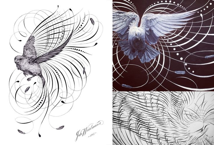 Impressive calligraphy by the youngest master penman in the world