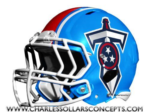 Charles Sollars Concepts @Charles Sollars  http://www.charlessollarsconcepts.com/. Football HelmetsSteelers Football ConceptTn TitansTennessee ...