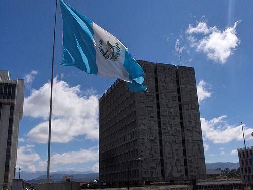 Ciudad de Guatemala  #Guatemala #ciudad #city #flag #bandera #sky #nice #view #stein #alvarostein