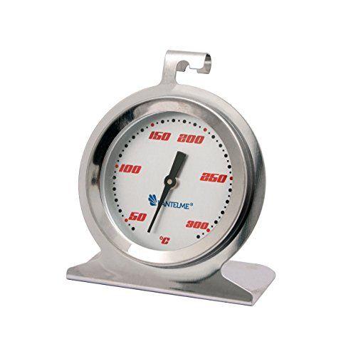 Lantelme 5843 Backofenthermometer 300 Grad Celsius aus Edelstahl - Analoge Temperaturanzeige #Lantelme #Backofenthermometer #Grad #Celsius #Edelstahl #Analoge #Temperaturanzeige