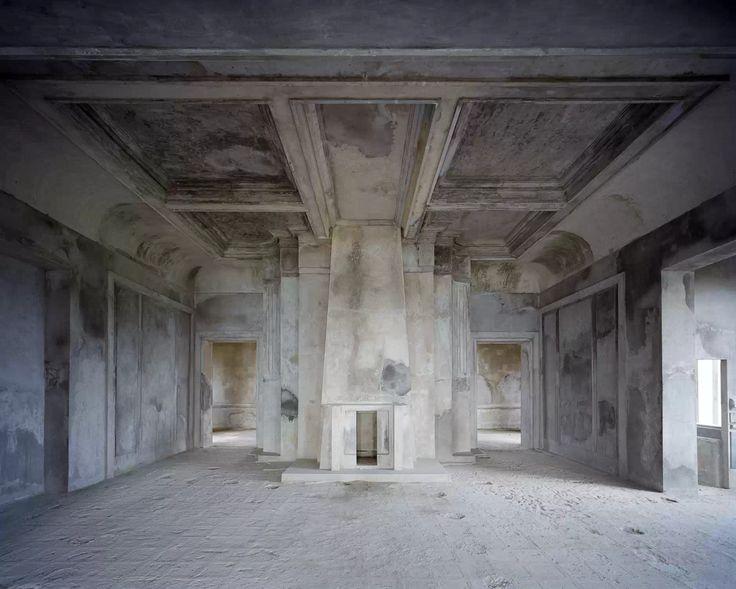 Thomas Jorion, Bokor palace, salle de réception, parc national de Preah Monivong, Cambodge