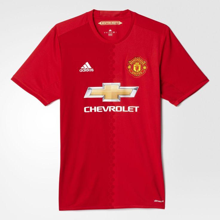 adidas - Игровая футболка Манчестер Юнайтед Home