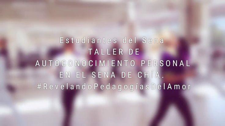 DISEÑO - INDUSTRIA DE LA MODA - SENA - TALLER DE AUTOCONOCIMIENTO PERSON...