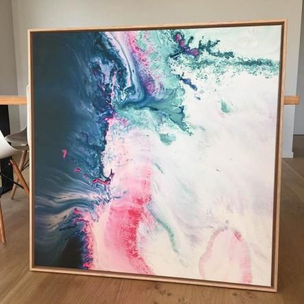 Abstract Canvas Wall Canvas Printers Online Pty Ltd Wall Art