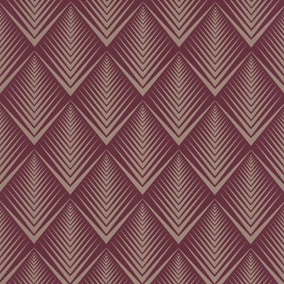 Graham & Brown Raspberry Soprano wallpaper- at Debenhams.com