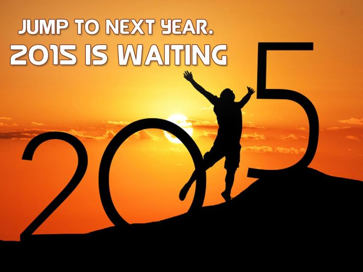 #WaitingWednesday Yeahhh!! #2015 is waiting for me to fly towards my goals. Are you ready?