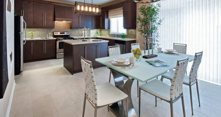 The Princess Margaret Home Lottery Showhome 3 - Dinette