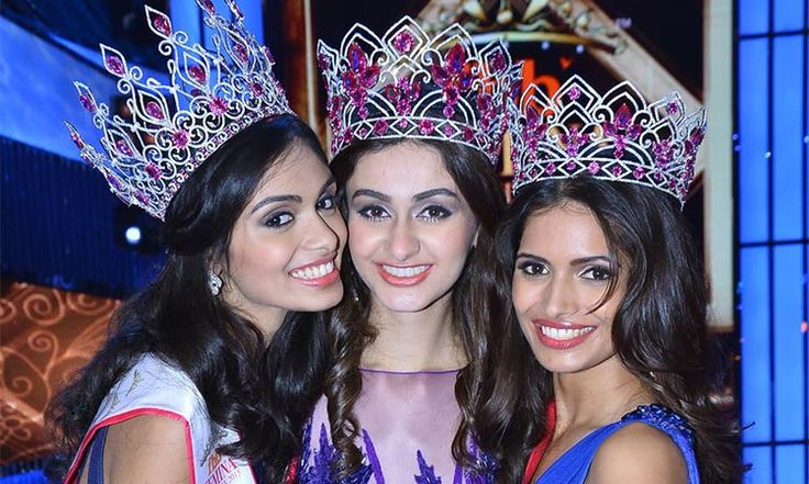 Miss India 2015 Winner | Aditi Arya Crowned Femina Miss India 2015