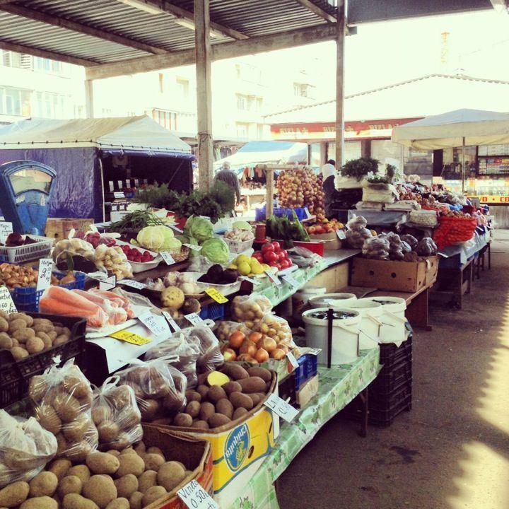Keskturg (Central Market)