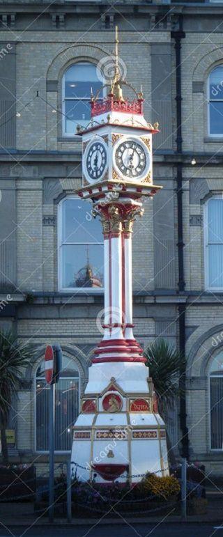 Jubilee Clock in Isle of Man