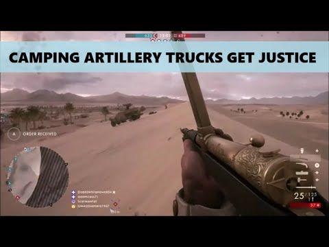 https://youtu.be/wg8IWiGJKGUBF1 Camping Artillery Trucks Get Justice!