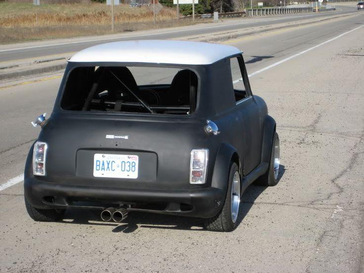 matte black mini