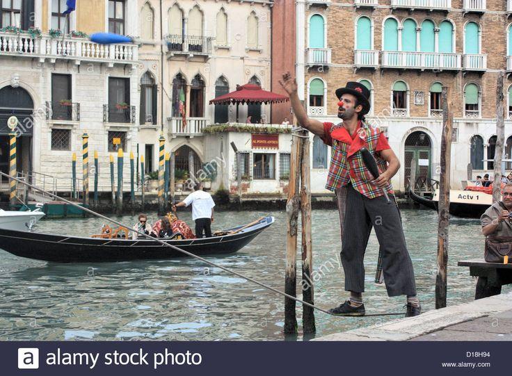 Il Circo Di Venezia, Circus Of Venice Stock Photo, Royalty Free Image: 52434960 - Alamy