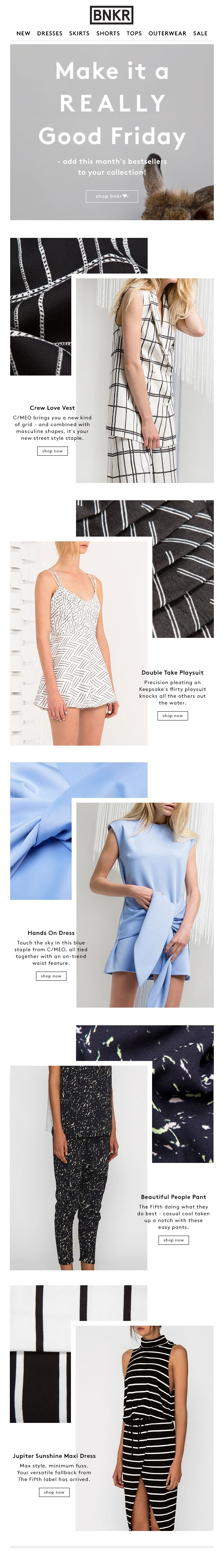 | newsletter | fashion email | fashion design | email | email marketing | email…