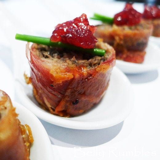 1000 images about amuse bouche canape on pinterest for Prosciutto canape