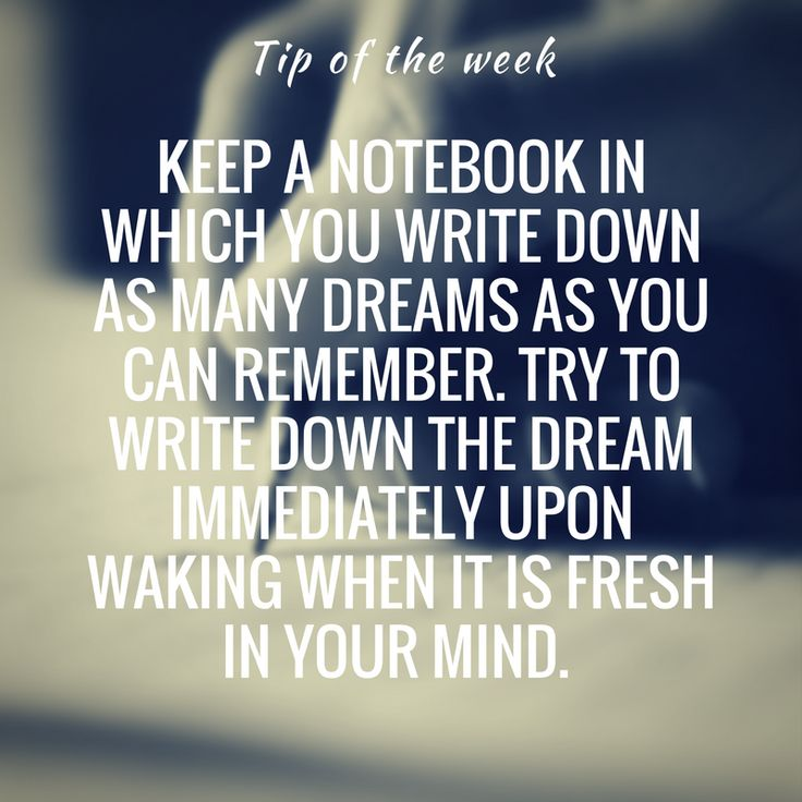 Tip for the week:  Keep a notebook in which you write down as many dreams as you can remember. Try to write down the dream immediately upon waking when it is fresh in your mind.  Visit http://www.psychicsconnect.co.uk/dream_interpretation/ to learn more about our dream interpretation service or book a reading today!