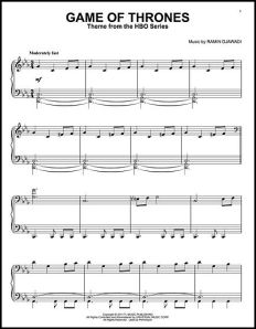 My Favorite Broadway Musicals List, and What About Free Broadway Sheet Music?
