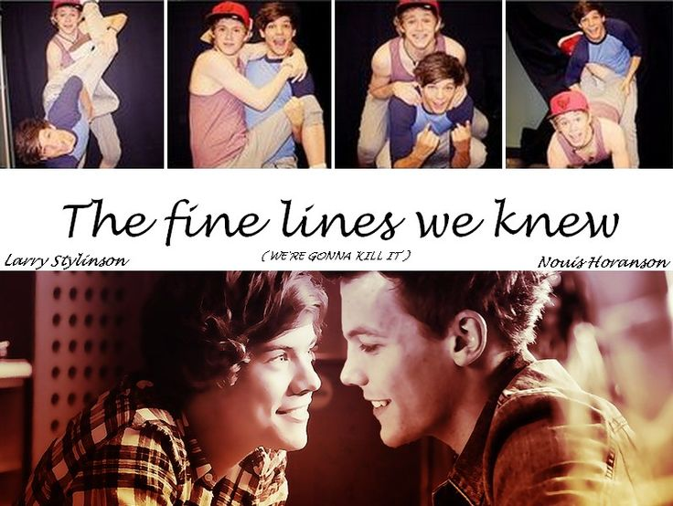 Foto bij • 14.5 ~ The fine lines we knew