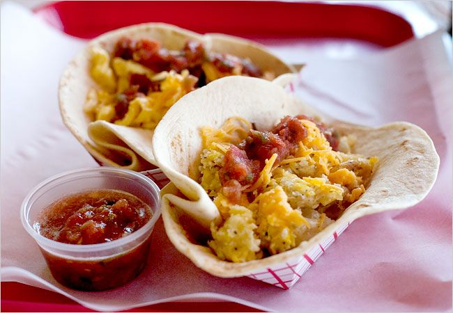 When it comes to breakfast tacos, which are stuffed with fillings like eggs and bacon, Austin, Tex., trumps all other American cities.