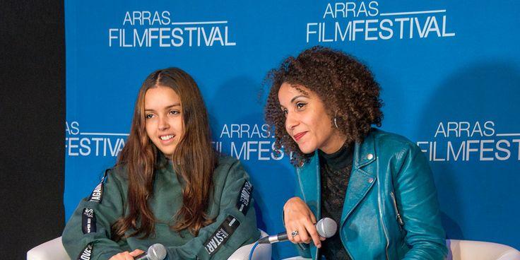Après la découverte du film 'Les Bienheureux' à l'Arras Film Festival, rencontre avec la réalisatrice Sophia Djama, et l'actrice Lyna Khoudri.