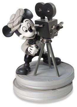 WDCC Disney Classics - Mickey Mouse Club Mickey Mouse Behind The Camera - View WDCC Disney Classics Art Gallery.