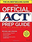 The Official ACT Prep Guide, 2018 (Book + Bonus Online Content)   Wiley  The only guide from the ACT organization, the makers of the exam, revised and updated for 2017 and beyond  The Official ACT Prep Guide, 2018 Edition, Revised and Updated is the must-have resource for college bound students....