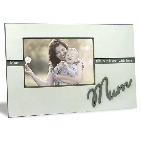 Special Photo Frame For Mom Mum fills our hearts with love mum.| Size : 18cm X 28cm | Rs. 824 | Shop Now | https://hallmarkcards.co.in/collections/mothers-day-2016/products/quotation-on-mother