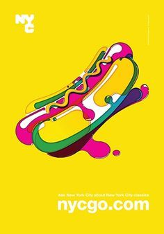 chicago hot dog graphic - Google Search