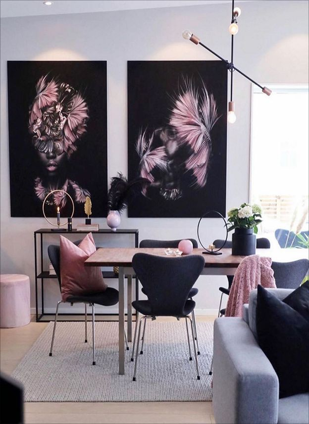 Builds Beautiful Tiny House On Norway Beautiful Nordic Home Apartment Decor Pink Home Decor Home Decor