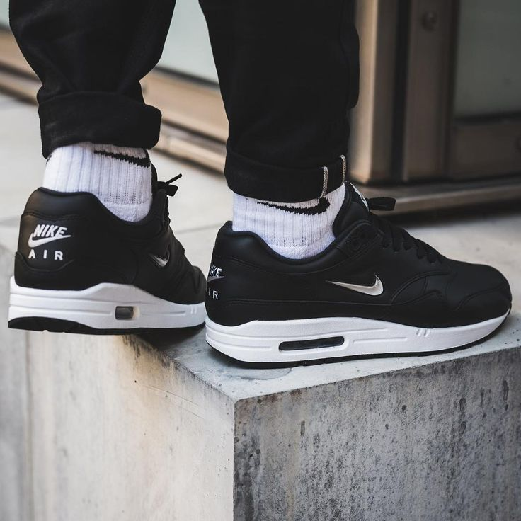 nike air max 1 premium sc jewel triple black nz
