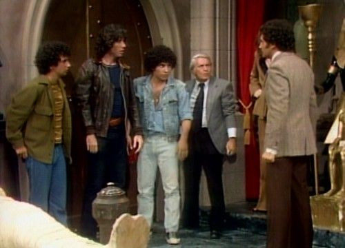 Photo Cast Of Welcome Back Kotter Gabe Kaplan Ellen Travolta Marcia