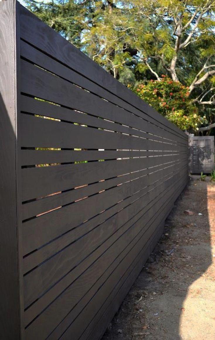 Good Garden Fencing Ideas Do Yourself Made Easy Modern Fence Design Fence Design Privacy Fence Designs