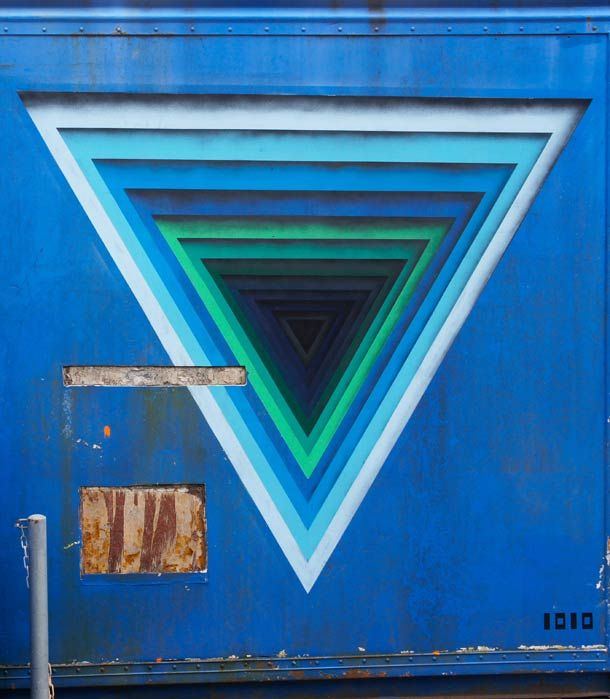 Layers – Les étonnantes créations Street Art de 1010