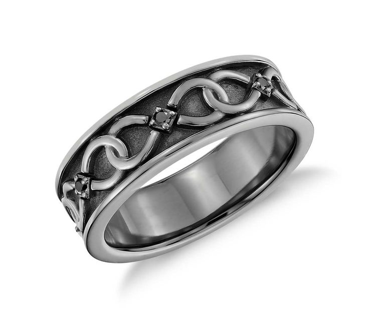 165 Best Mens Wedding Rings Images On Pinterest