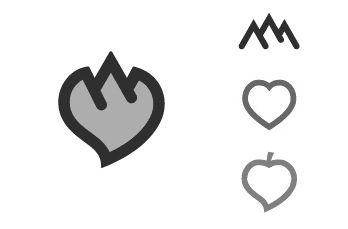 slovenian logo parts | Slovenia | Pinterest | Tools, Logos and Heart