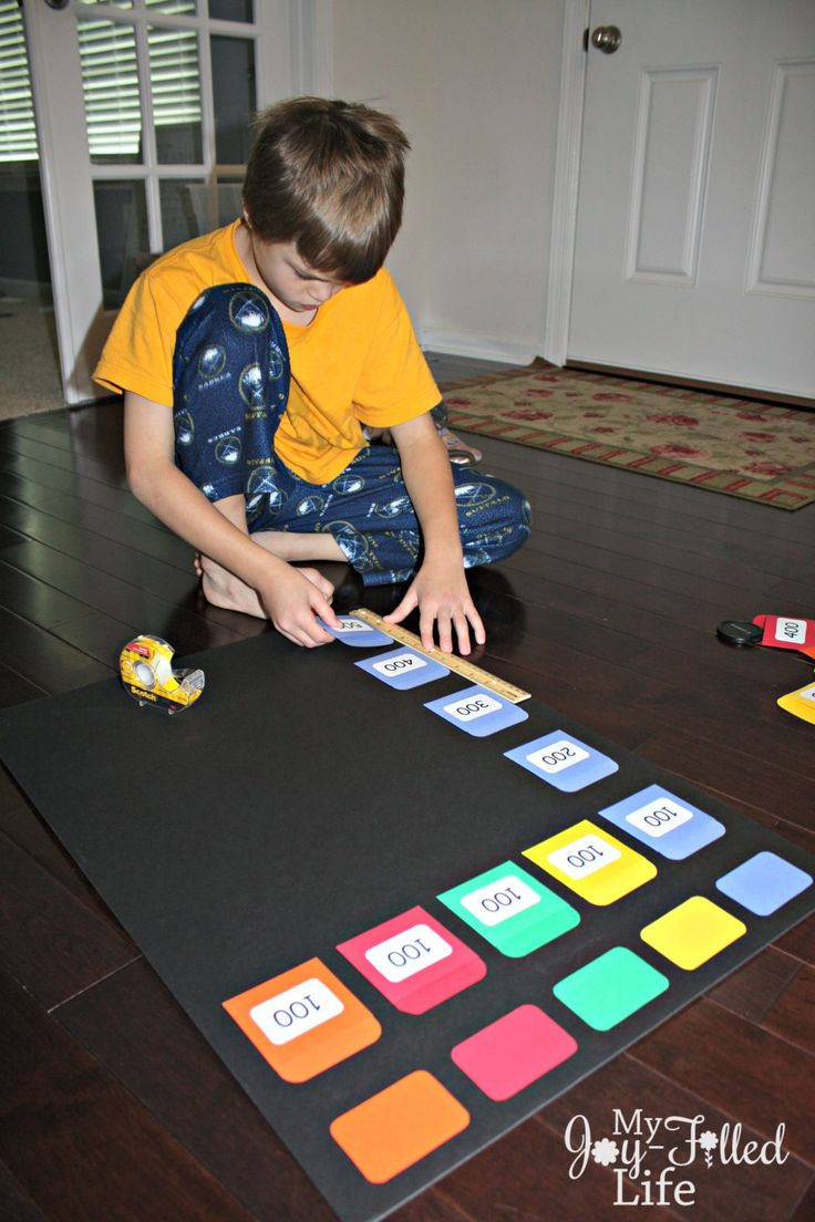 DIY Jeopardy Game Board Bored games, Board games for