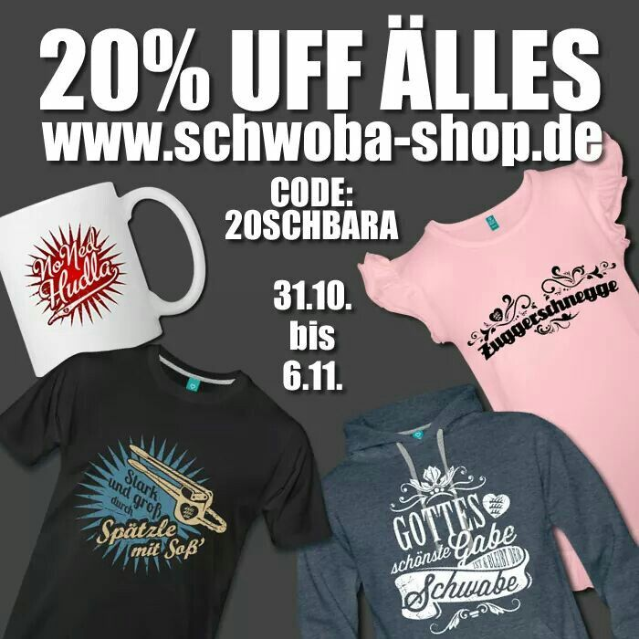 geits uff www.schwoba-shop.de  #schwäbisch #shirts #tassen #sparen #schwaben #schwoba #shop