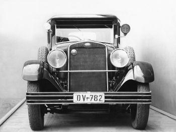 Škoda 860 '1929–33