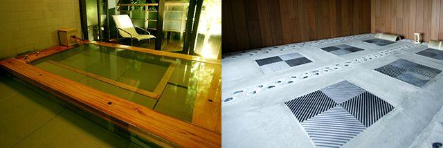 温泉のご案内|天草 ホテル、露天風呂付客室ならホテル竜宮の「天使の梯子(はしご)」|スマートフォンサイト