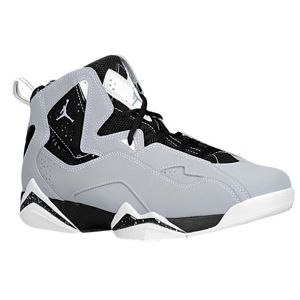 Jordan True Flight - Men's - Wolf Grey/White/Black
