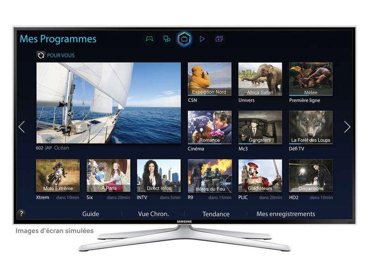 Téléviseur Conforama promo tv led , achat Téléviseur LED 3D 121 cm SAMSUNG UE48H6400 prix promo Conforama 699.00 € TTC