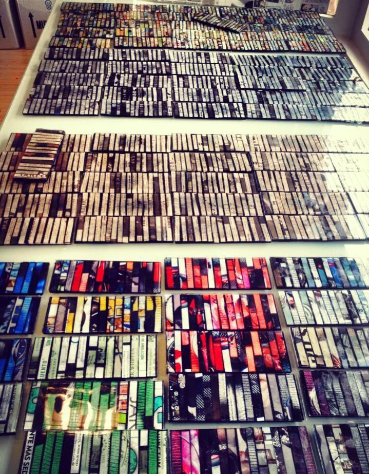 Planchas de acetato. #paper #acetate #unique #handcrafted #colour #magazine #newspaper #comic