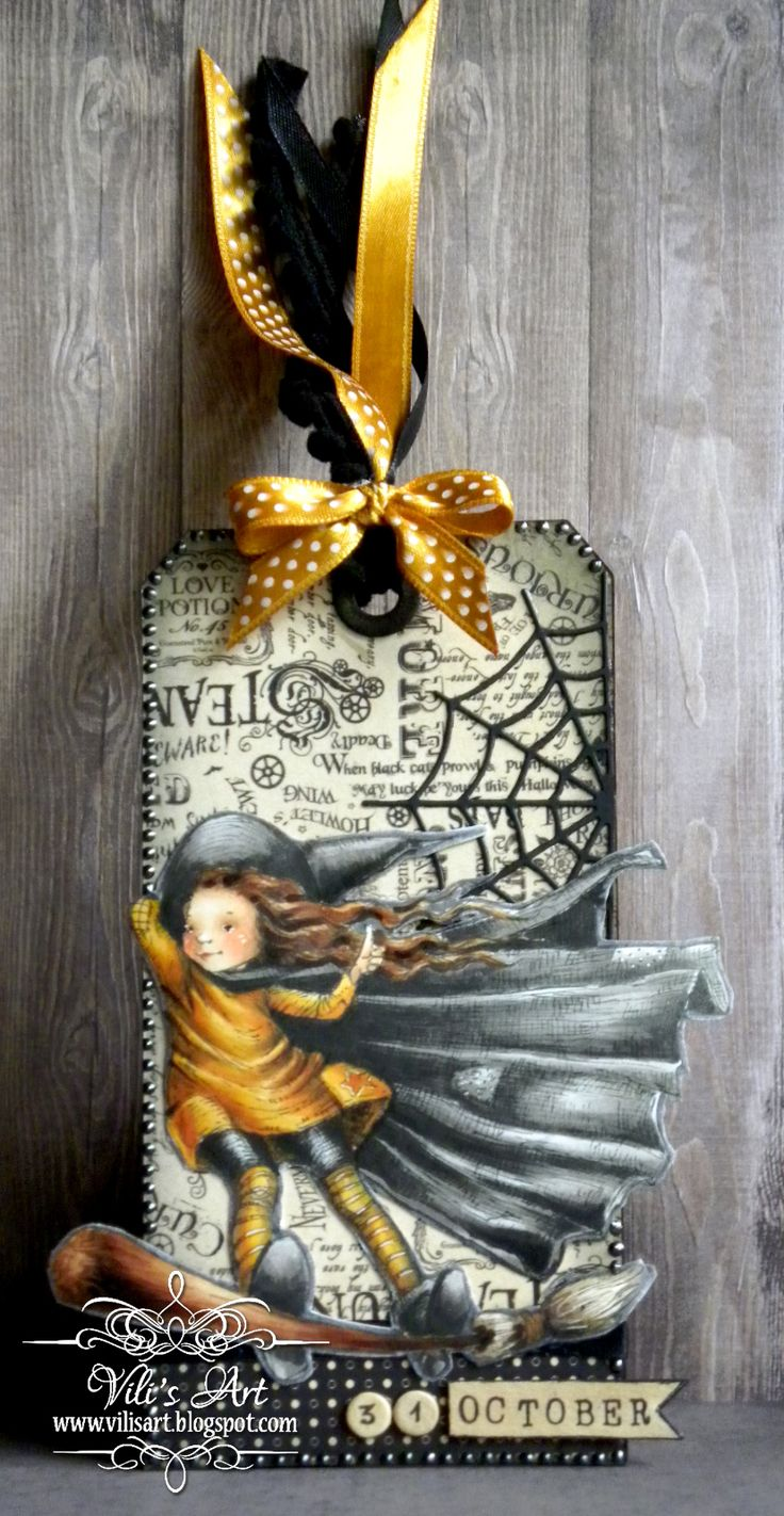 Vili's Art: Хелоуин