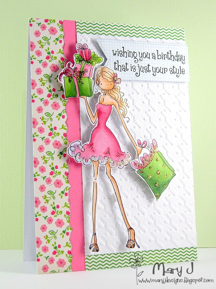 maryuptownposh - gorgeous card, love the colors
