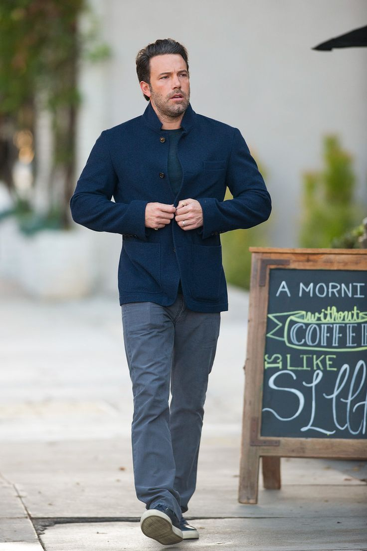 20 times we couldn't BELIEVE how sexy Ben Affleck looked with his clothes ON.